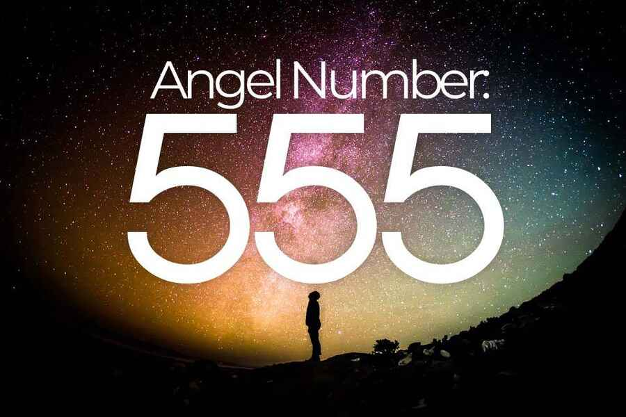 555 Angel Number