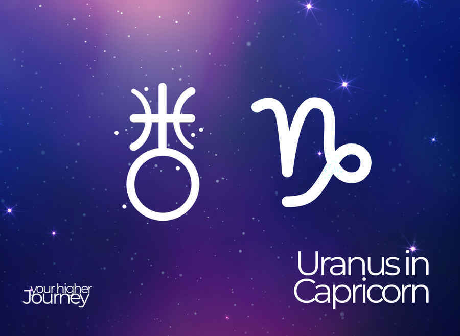 uranus in capricorn