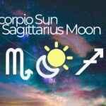 Scorpio Sun Sagittarius Moon