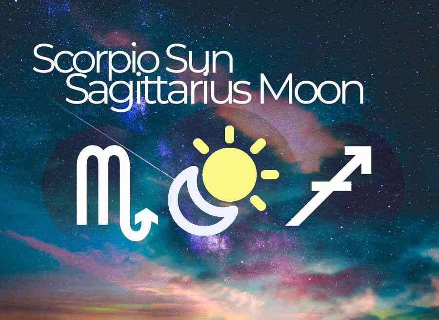 Man me ignoring moon scorpio Stung! How
