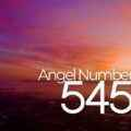 Angel Number 545
