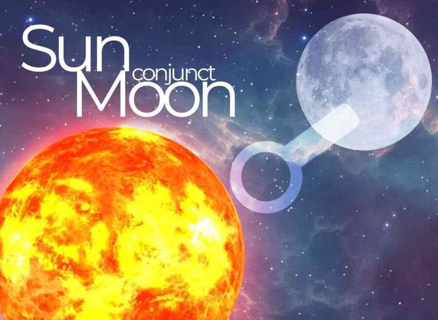 Sun Conjunct Moon