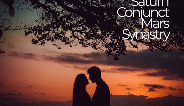 Saturn Conjunct Mars Synastry