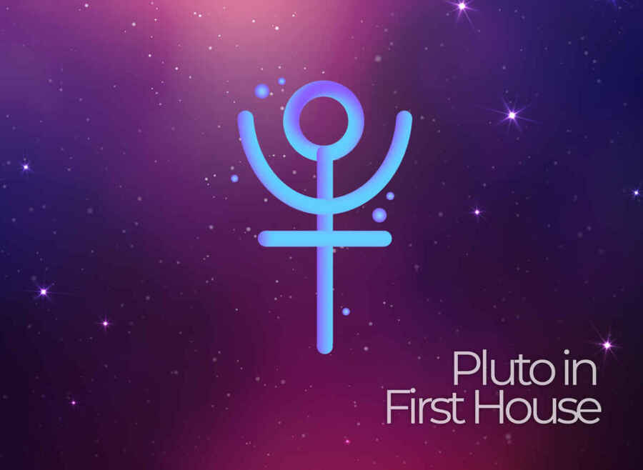 Pluto in First House