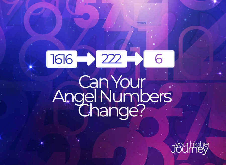 Can Your Angel Numbers Change