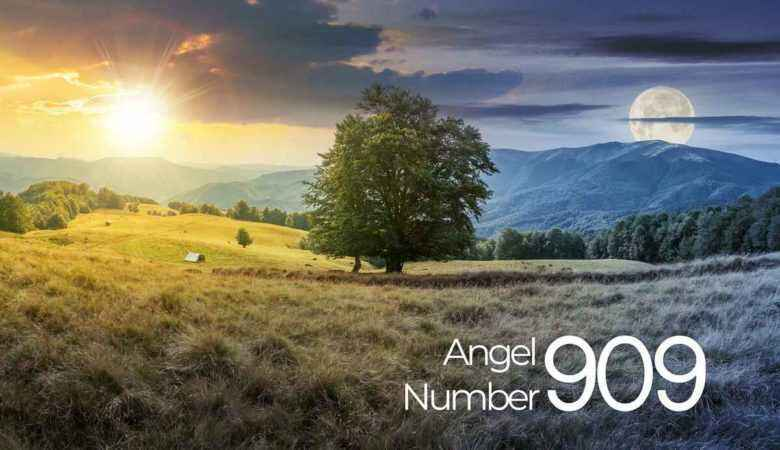 Angel Number 909