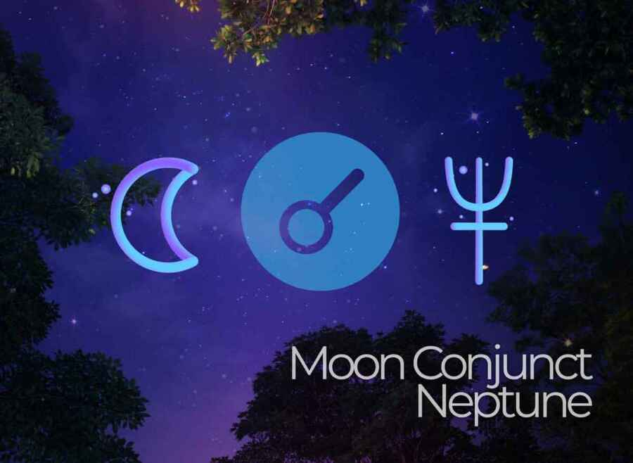 Moon Conjunct Neptune