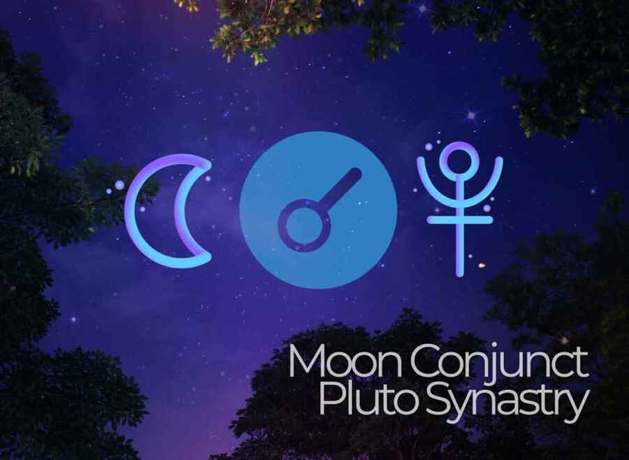 Moon Conjunct Pluto Synastry