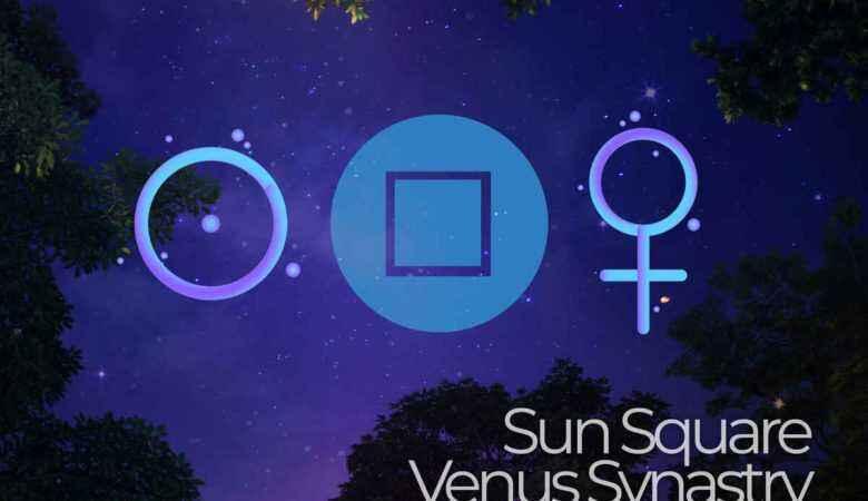 Sun Square Venus Synastry
