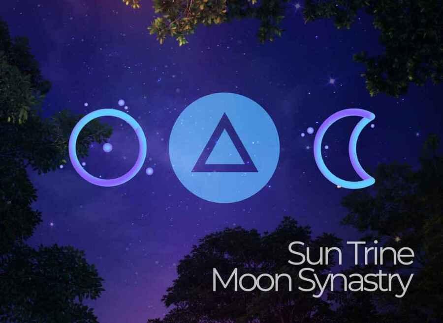 Sun Trine Moon Synastry