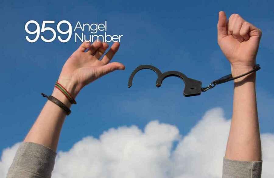 959 Angel Number