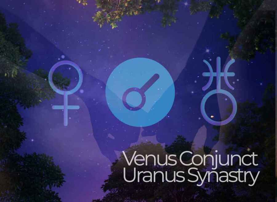 Venus Conjunct Uranus Synastry