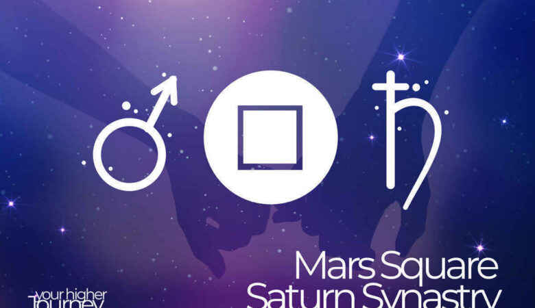Mars Square Saturn Synastry