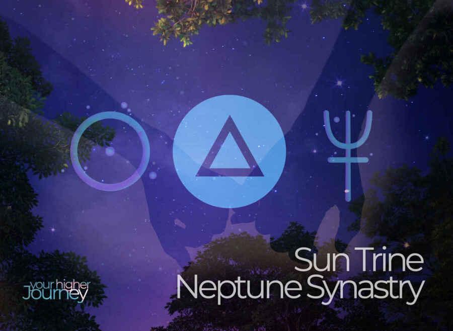 Sun Trine Neptune Synastry