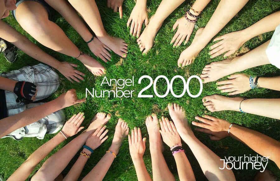 2000 Angel Number