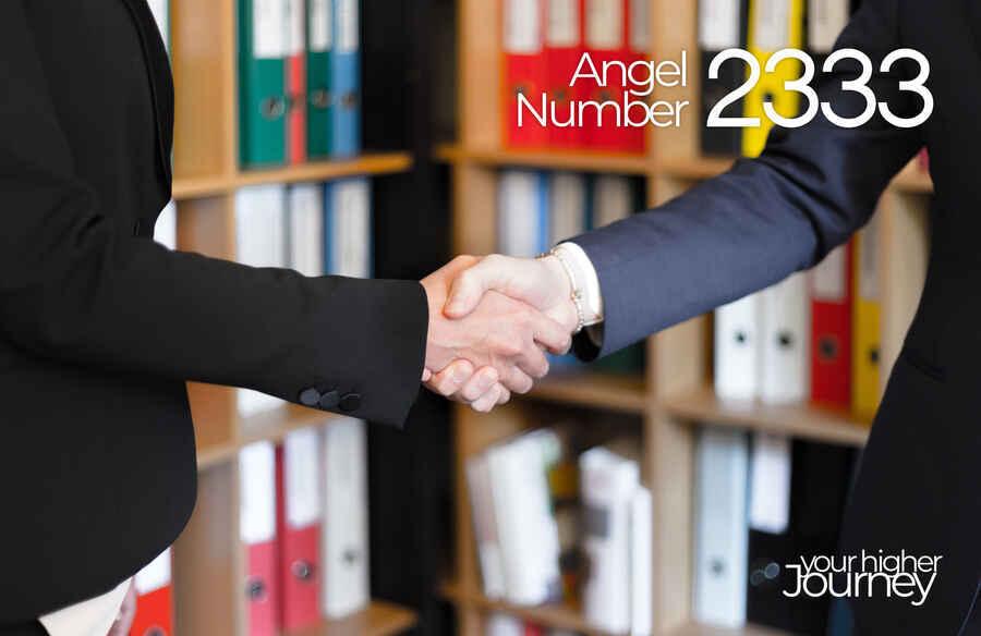 Angel Number 2333