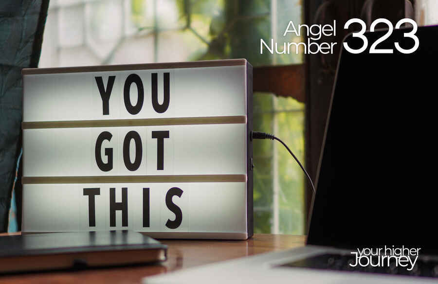 Angel Number 323
