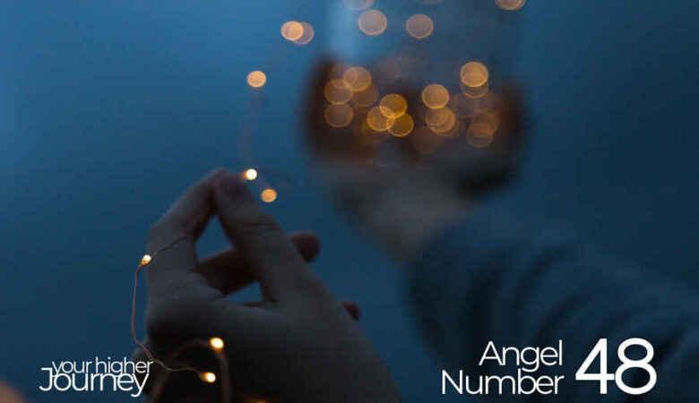 Angel Number 48