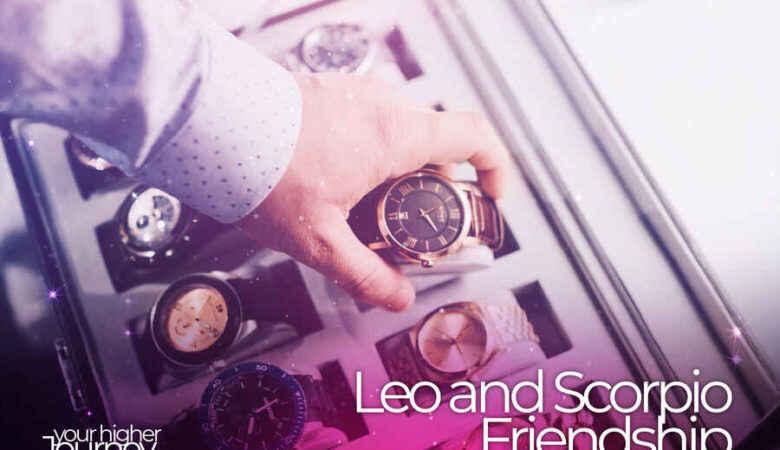 Leo and Scorpio Friendship