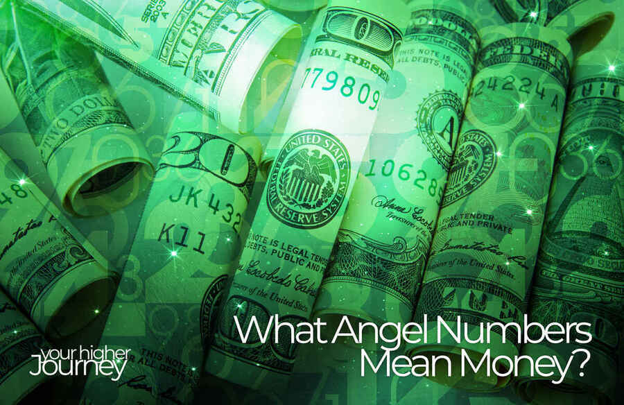 What Angel Numbers Mean Money