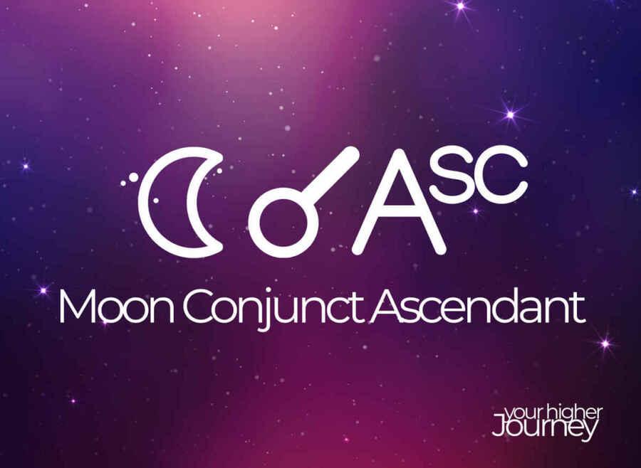 Moon Conjunct Ascendant