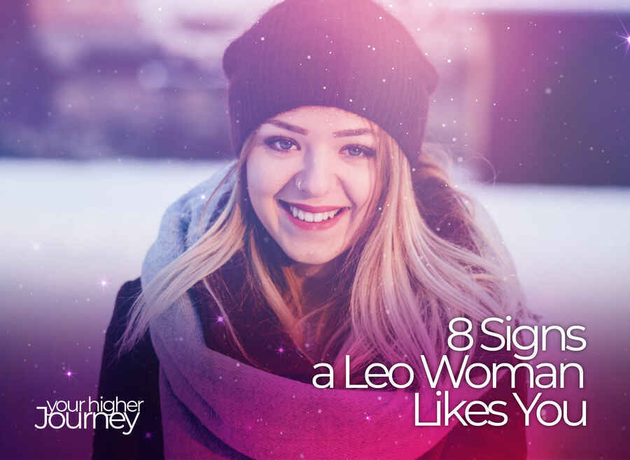 Likes signs you a pisces woman 7 Signs