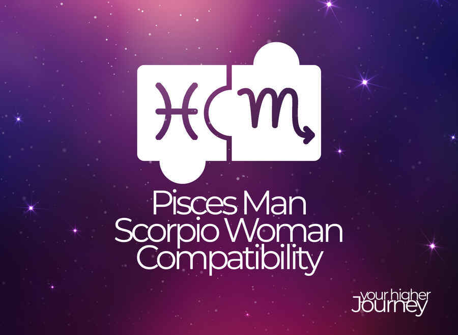 And first love at sight pisces scorpio Scorpio and