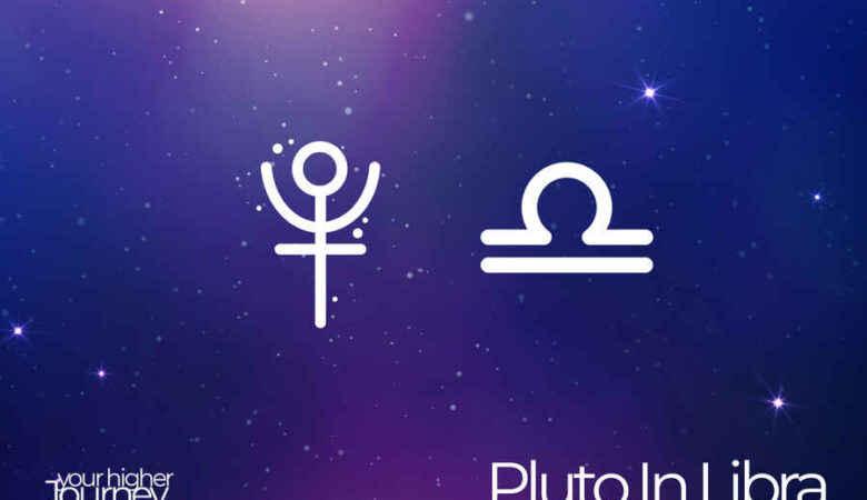 Pluto in Libra