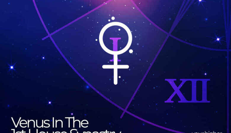 venus in the 1st house synastry
