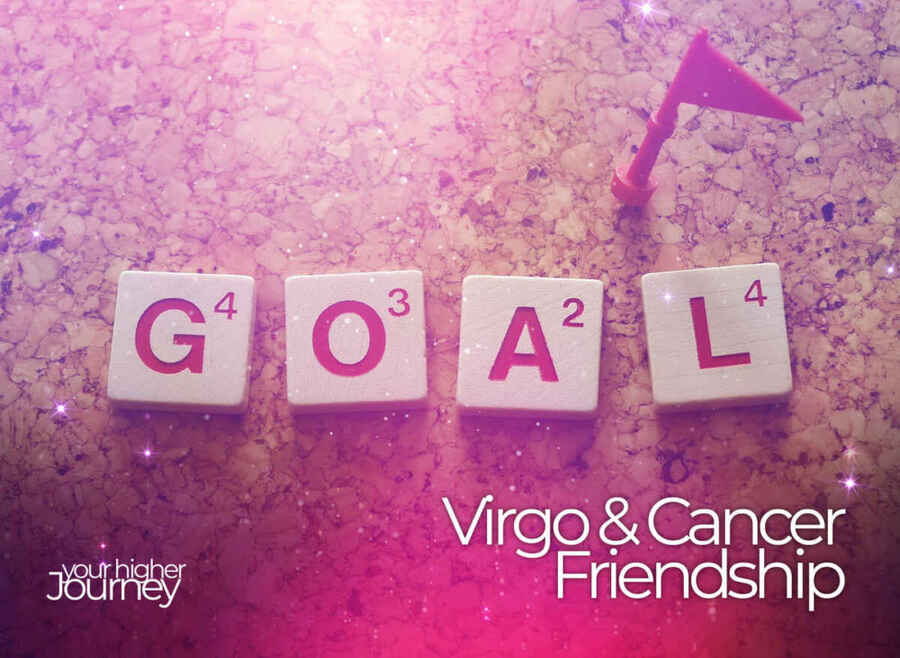 Virgo and Cancer Friendship