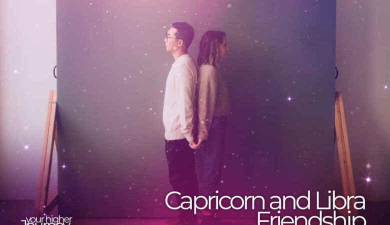 Capricorn And Libra Friendship