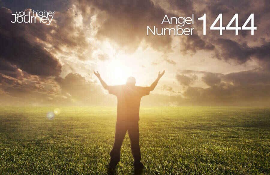 Angel Number 1444