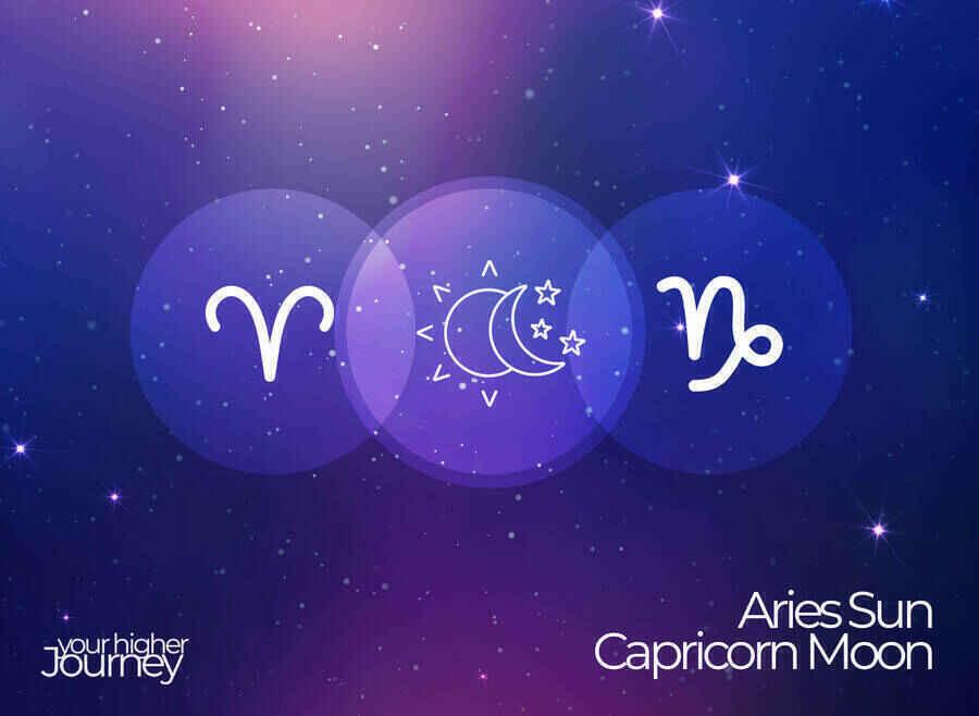 Aries Sun Capricorn Moon