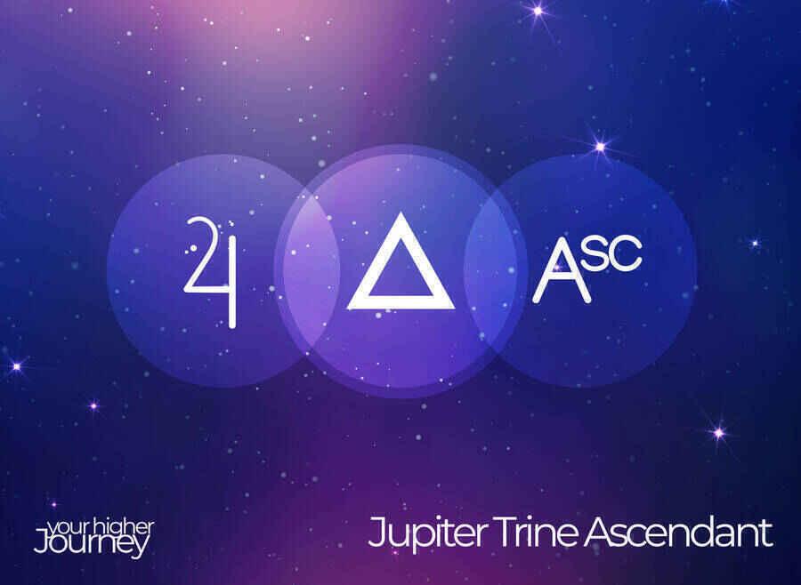 Jupiter Trine Ascendant
