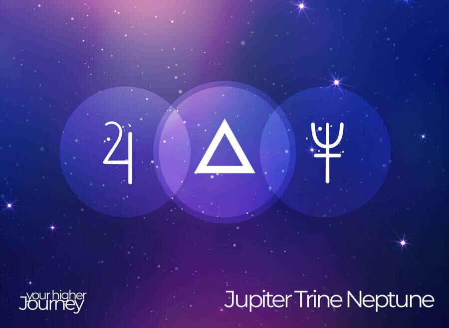 Jupiter Trine Neptune