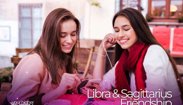 Libra And Sagittarius Friendship