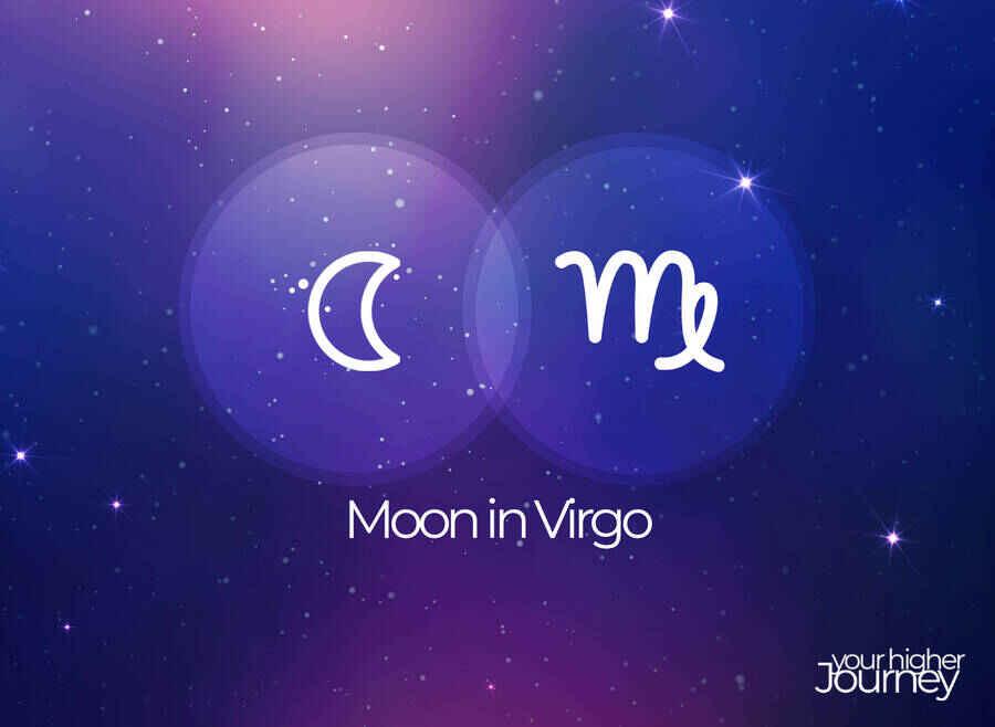 Moon in Virgo