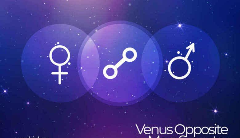 Venus Opposite Mars Synastry