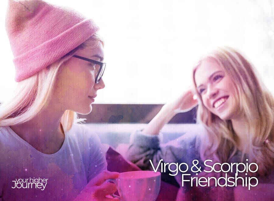 Virgo and Scorpio Friendship