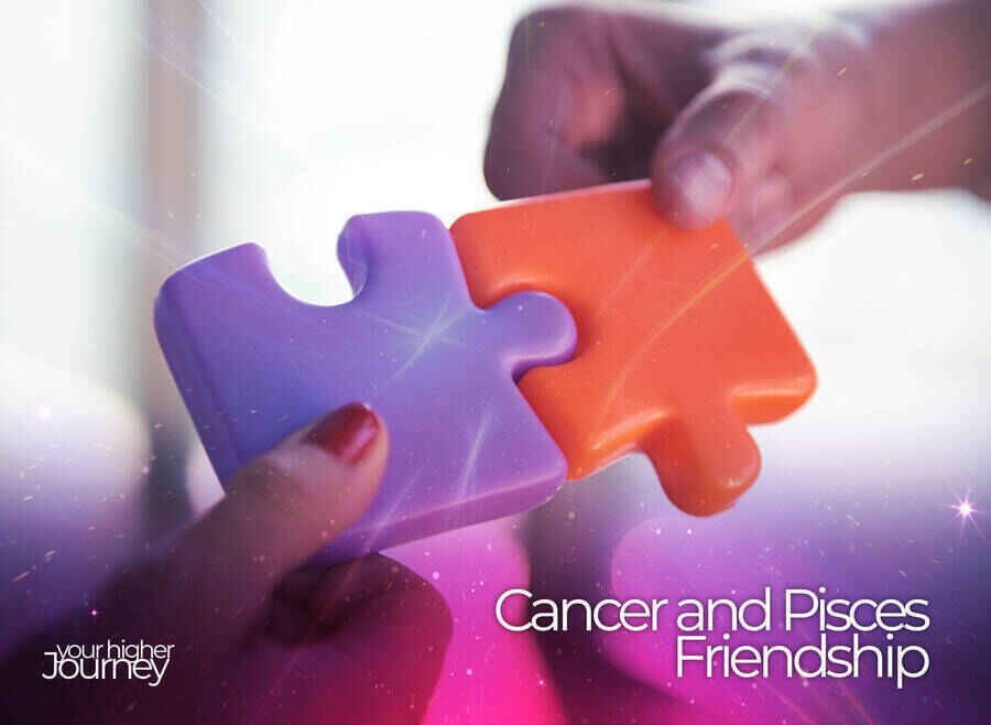 Cancer and Pisces Friendship