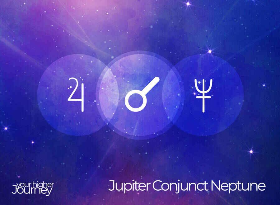 Jupiter Conjunct Neptune