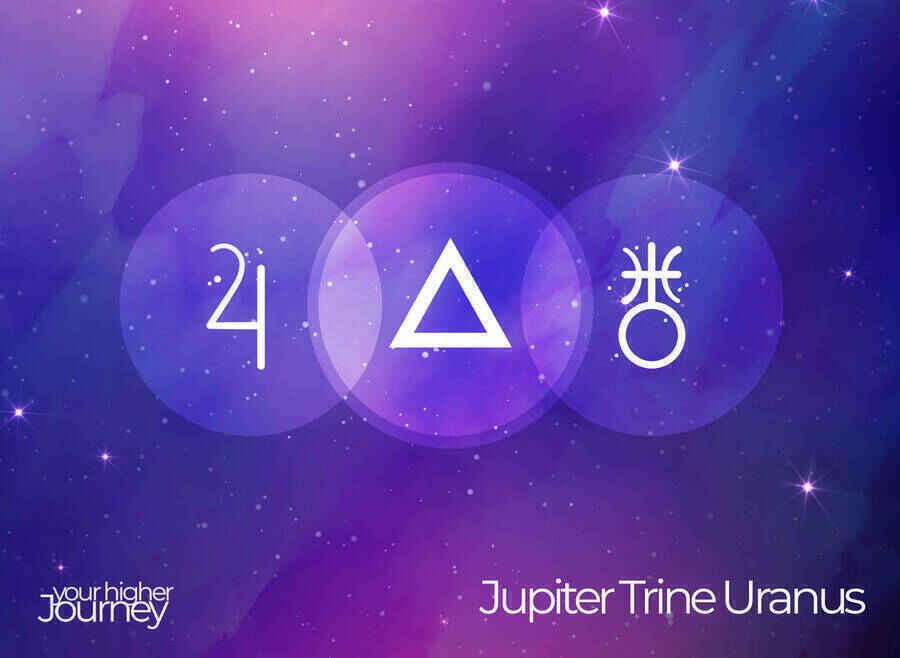 Jupiter Trine Uranus