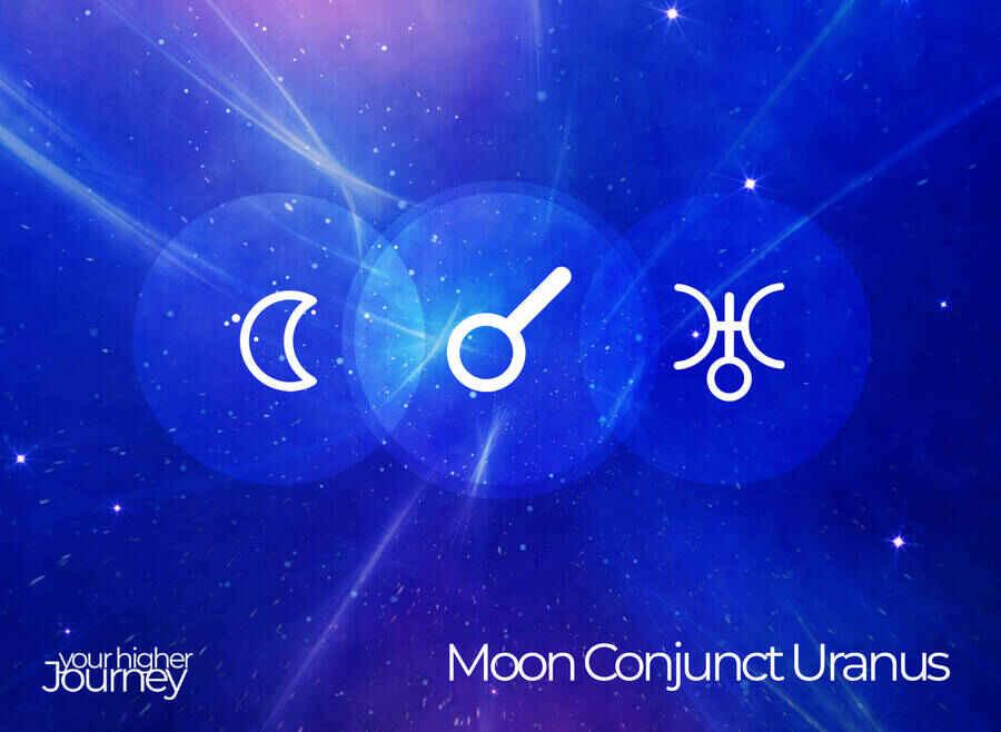 Moon Conjunct Uranus