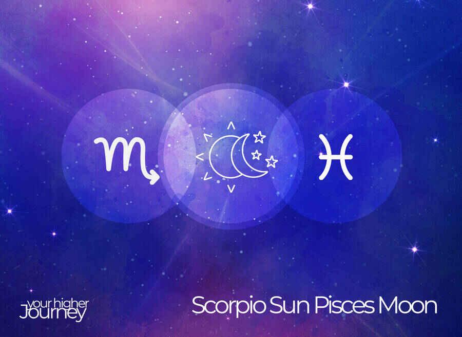 Scorpio Sun Pisces Moon
