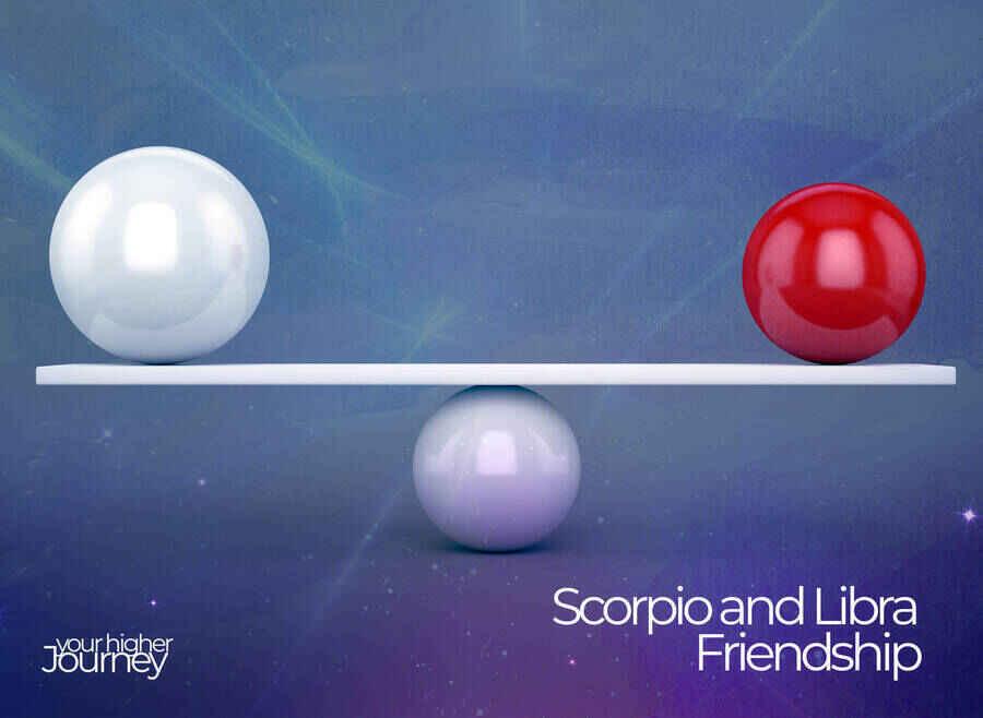 Scorpio and Libra Friendship