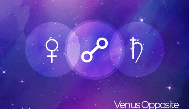 Venus Opposite Saturn Synastry