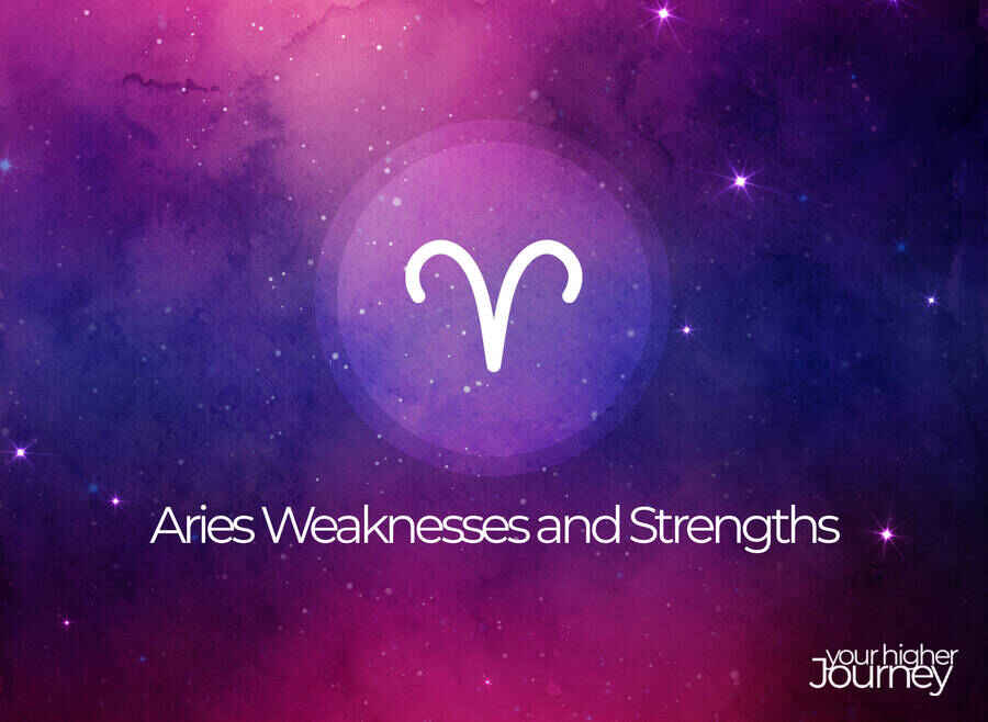 Aries Weaknesses and Strengths