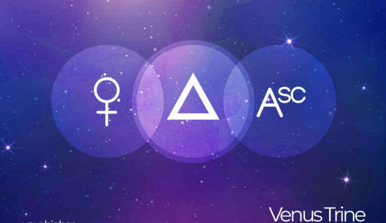 Venus Trine Ascendant Synastry